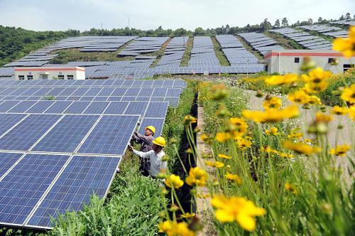 安徽创翔新能源10MW